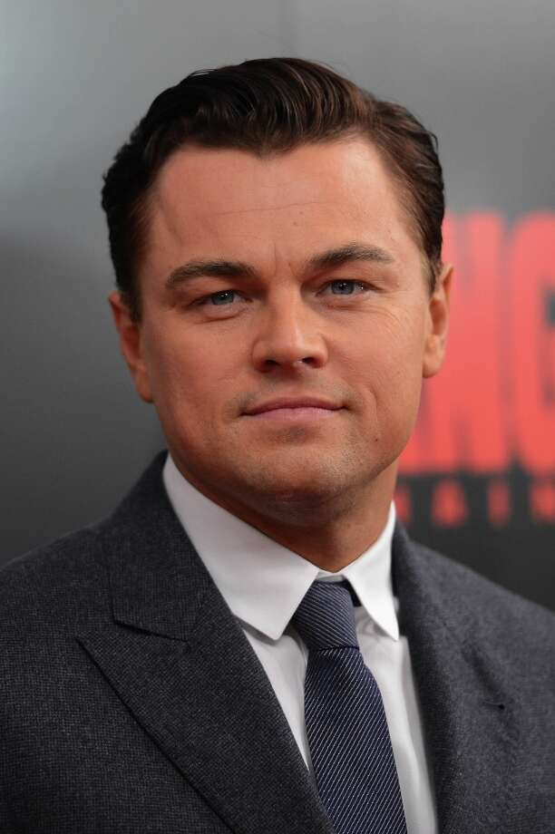 Leonardo DiCaprio attends a screening of Django Unchained hosted by The Weinstein Company with The Hollywood Reporter, Samsung Galaxy and The Cinema Society at Ziegfeld Theater on December 11, 2012 in New York City.  (Photo by Stephen Lovekin/Getty Images) Photo: Stephen Lovekin, Getty Images / 2012 Getty Images