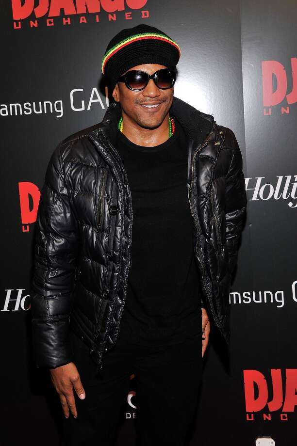 Q-Tip attends a screening of Django Unchained hosted by The Weinstein Company with The Hollywood Reporter, Samsung Galaxy and The Cinema Society at Ziegfeld Theater on December 11, 2012 in New York City.  (Photo by Stephen Lovekin/Getty Images) Photo: Stephen Lovekin, Getty Images / 2012 Getty Images