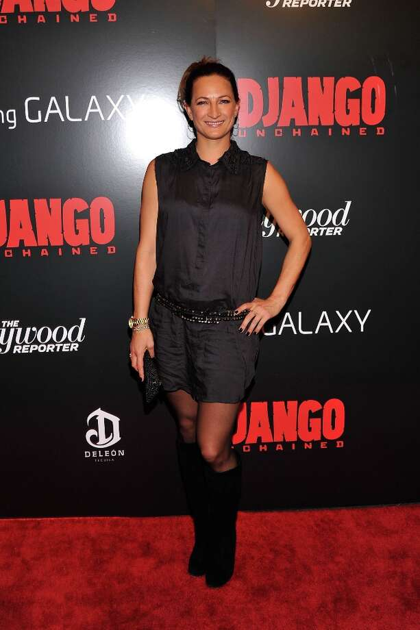 Zoe Bell attends a screening of Django Unchained hosted by The Weinstein Company with The Hollywood Reporter, Samsung Galaxy and The Cinema Society at Ziegfeld Theater on December 11, 2012 in New York City.  (Photo by Stephen Lovekin/Getty Images) Photo: Stephen Lovekin, Getty Images / 2012 Getty Images