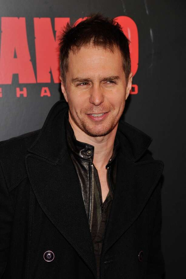Sam Rockwell attends a screening of Django Unchained hosted by The Weinstein Company with The Hollywood Reporter, Samsung Galaxy and The Cinema Society at Ziegfeld Theater on December 11, 2012 in New York City.  (Photo by Stephen Lovekin/Getty Images) Photo: Stephen Lovekin, Getty Images / 2012 Getty Images