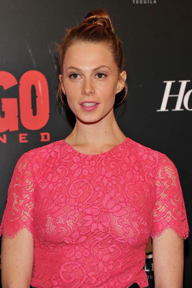 Elettra Wiedeman attends a screening of Django Unchained hosted by The Weinstein Company with The Hollywood Reporter, Samsung Galaxy and The Cinema Society at Ziegfeld Theater on December 11, 2012 in New York City.  (Photo by Stephen Lovekin/Getty Images) Photo: Stephen Lovekin, Getty Images / 2012 Getty Images