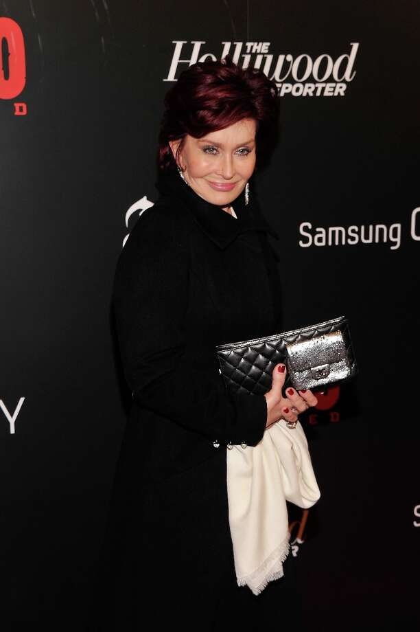 Sharon Osbourne attends a screening of Django Unchained hosted by The Weinstein Company with The Hollywood Reporter, Samsung Galaxy and The Cinema Society at Ziegfeld Theater on December 11, 2012 in New York City.  (Photo by Stephen Lovekin/Getty Images) Photo: Stephen Lovekin, Getty Images / 2012 Getty Images