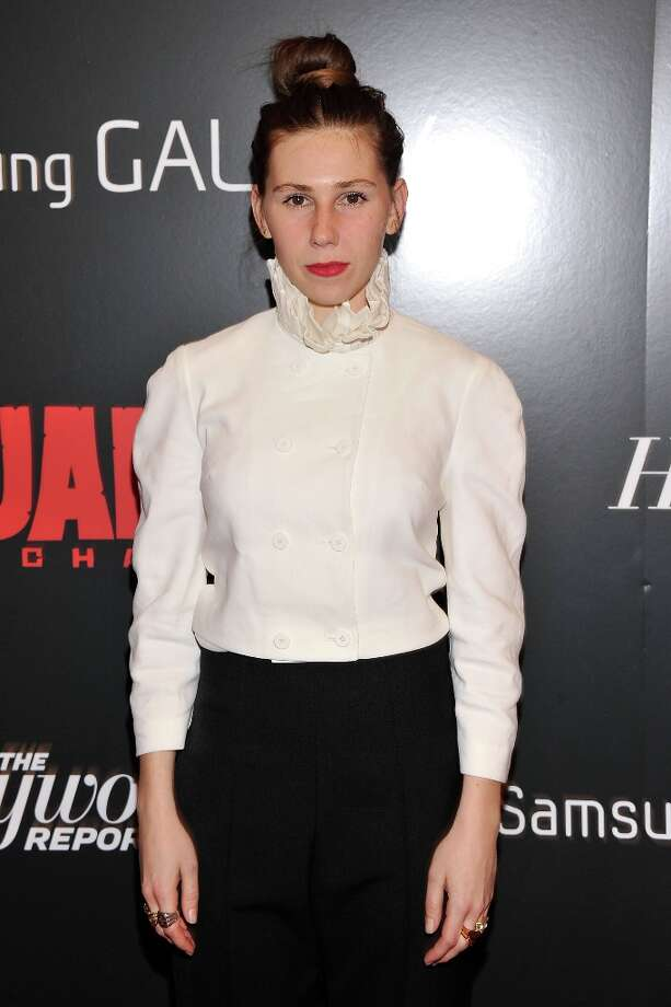 Zosia Mamet attends a screening of Django Unchained hosted by The Weinstein Company with The Hollywood Reporter, Samsung Galaxy and The Cinema Society at Ziegfeld Theater on December 11, 2012 in New York City.  (Photo by Stephen Lovekin/Getty Images) Photo: Stephen Lovekin, Getty Images / 2012 Getty Images