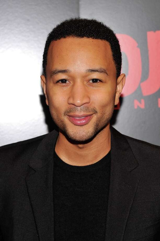 John Legend attends a screening of Django Unchained hosted by The Weinstein Company with The Hollywood Reporter, Samsung Galaxy and The Cinema Society at Ziegfeld Theater on December 11, 2012 in New York City.  (Photo by Stephen Lovekin/Getty Images) Photo: Stephen Lovekin, Getty Images / 2012 Getty Images