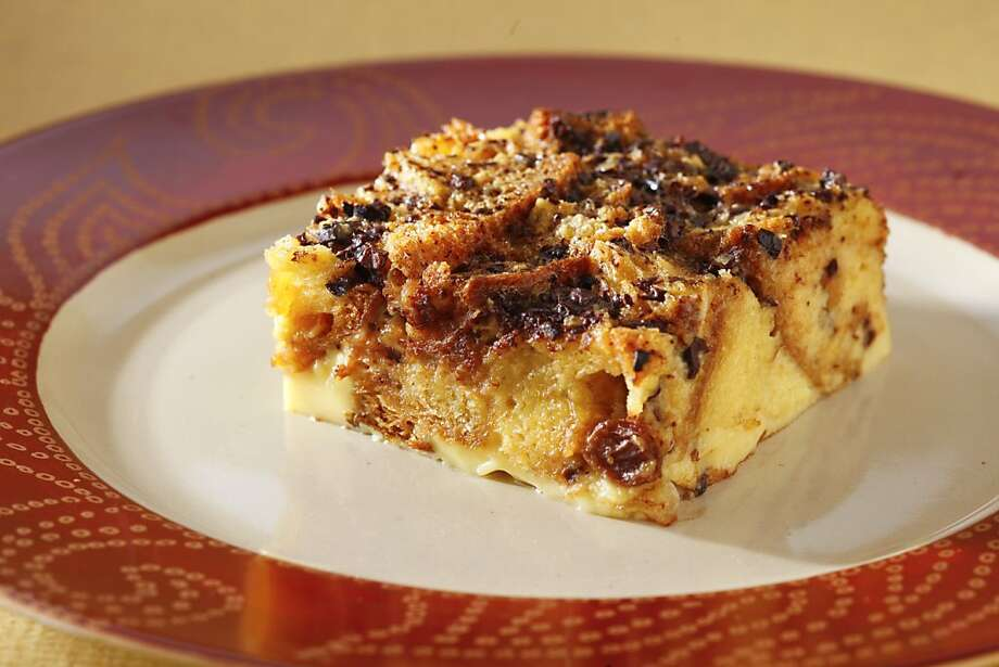 Panettone Bread Pudding; styling by Janny Hu Photo: Craig Lee, Special To The Chronicle