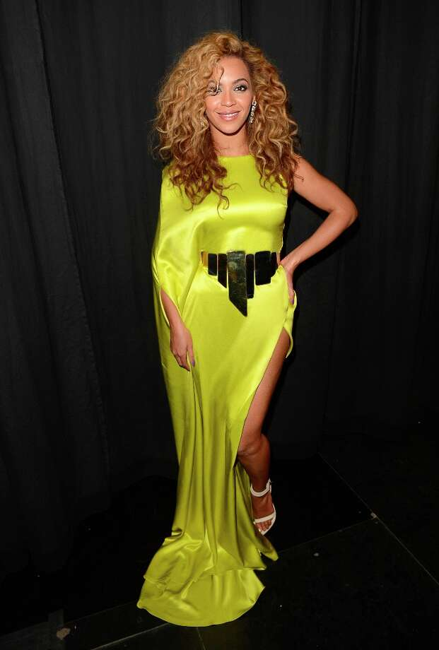 Beyonce won for Best Body After Baby. Photo: Jason Merritt / 2012 Getty Images
