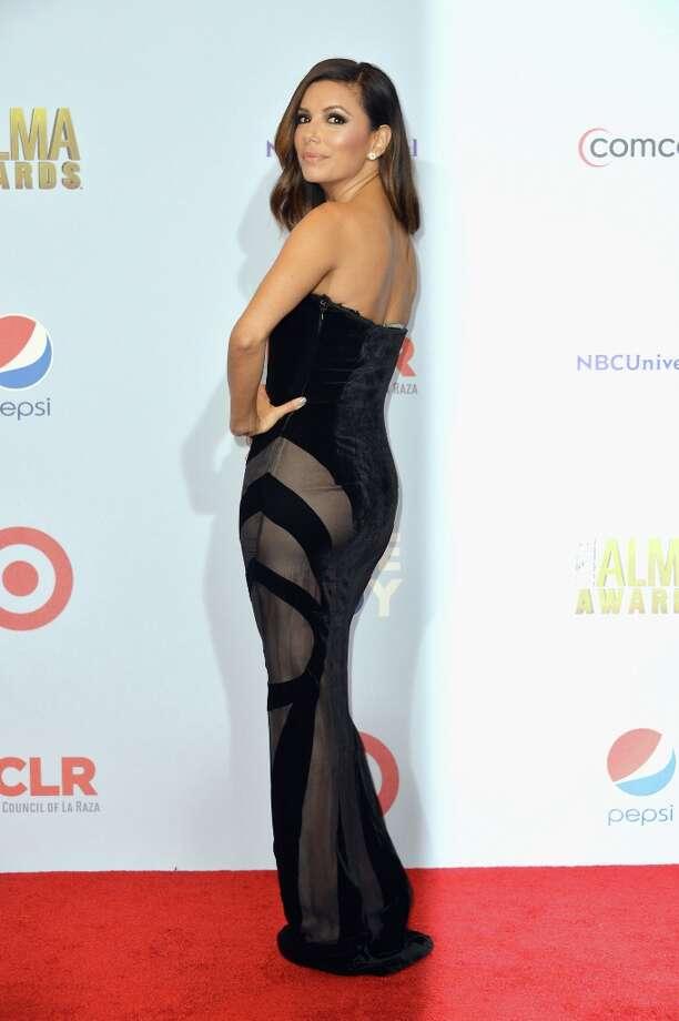Eva Longoria (Best Butt).  (Photo by Alberto E. Rodriguez/Getty Images for NCLR) Photo: Alberto E. Rodriguez, Getty Images For NCLR / 2012 Getty Images