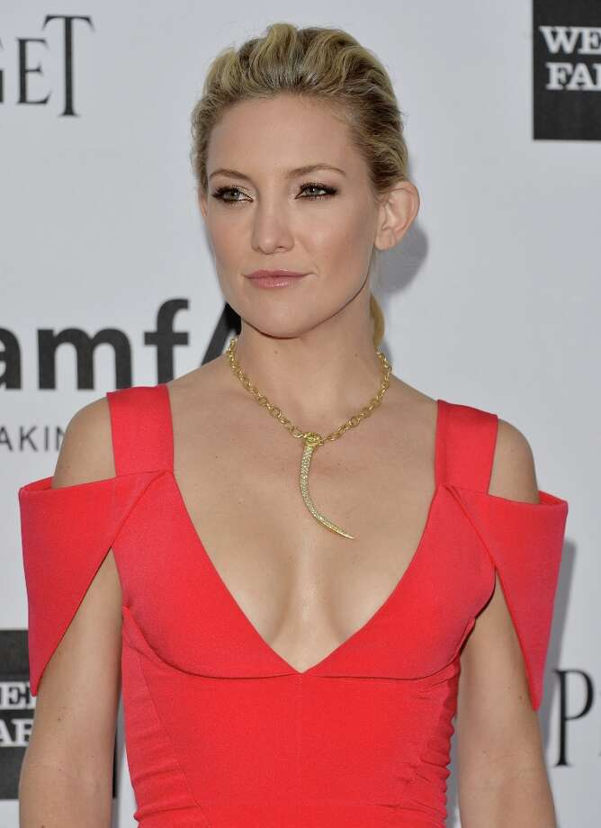 Kate Hudson (Best Cleavage). (Photo by Alberto E. Rodriguez/Getty Images) Photo: Alberto E. Rodriguez, Getty Images / 2012 Getty Images