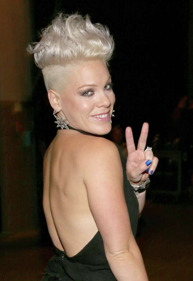 Pink (Best Celebrity Slimdown). Photo: Christopher Polk / 2012 Getty Images