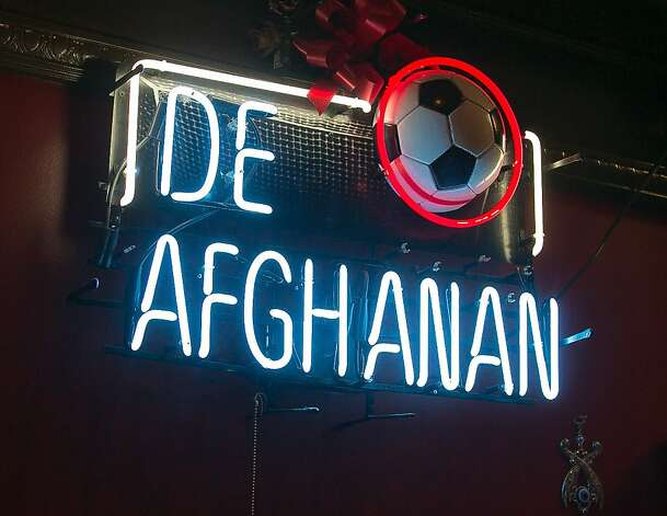 The interior of De Afghanan restaurant in Livermore, Calif., is seen on Thursday, December 6th, 2012. Photo: John Storey, Special To The Chronicle