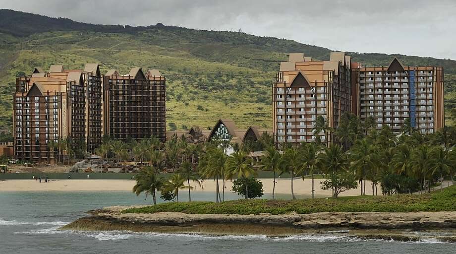Aulani, Disney's first resort in Hawaii, on the southwest coast of Oahu, is expanding. Photo: Disney