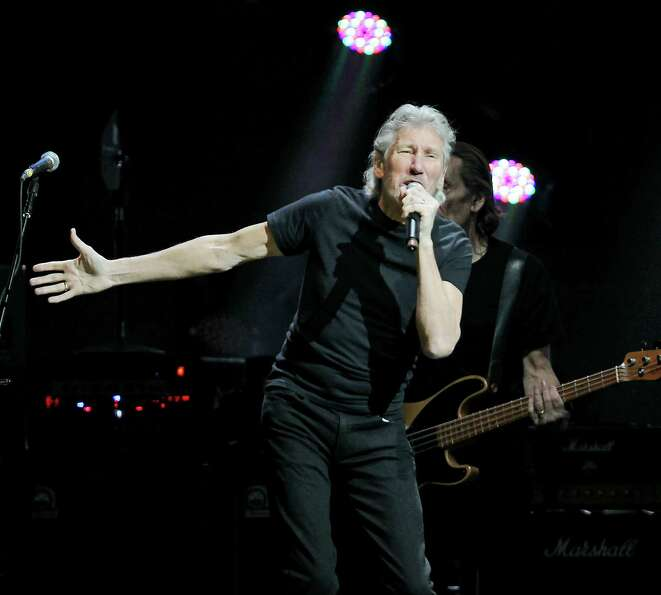 This image released by Starpix shows Roger Waters performing at the 12-12-12 The Concert for Sandy R
