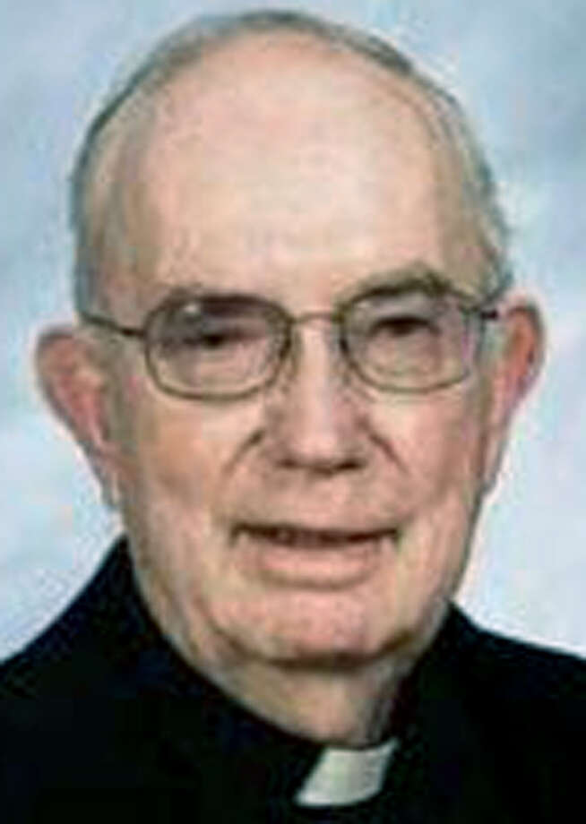 Reverend John S. Ahern, son of James and Anna Ahern, died Friday, Dec. 7, 2012, at Connecticut Hospice. Fr. Ahern was born Dec. 28, 1925 in New Haven.. Fr. Ahern served at Our Lady of Perpetual Help in Washington Depot. Photo: Contributed Photo