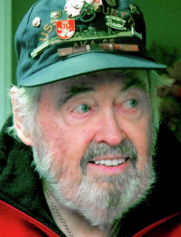 Raymond Fish of New Milford died December 2012 Photo: Contributed Photo