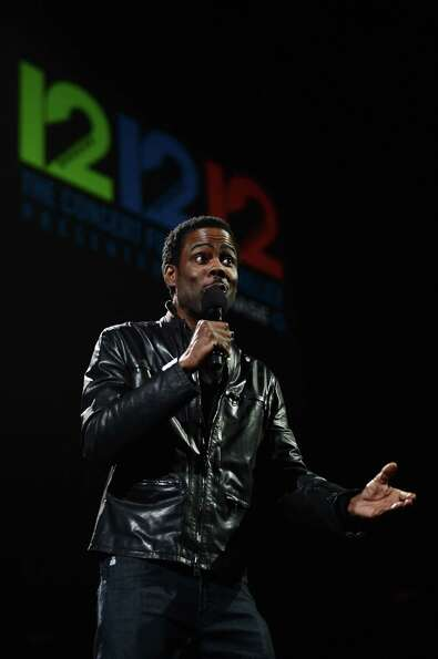 NEW YORK, NY - DECEMBER 12:  Actor Chris Rock speaks onstage at