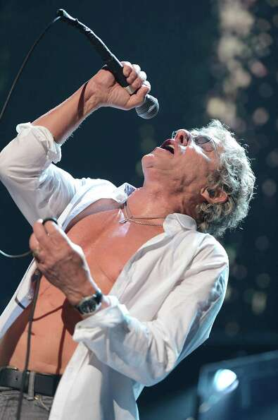 NEW YORK, NY - DECEMBER 12:  Roger Daltrey of The Who performs at