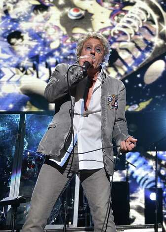 "NEW YORK, NY - DECEMBER 12:  Roger Daltrey of The Who performs at ""12-12-12"" a concert benefiting The Robin Hood Relief Fund to aid the victims of Hurricane Sandy presented by Clear Channel Media & Entertainment, The Madison Square Garden Company and The Weinstein Company at Madison Square Garden on December 12, 2012 in New York City.  (Photo by Larry Busacca/Getty Images for Clear Channel) Photo: Larry Busacca, Getty Images / Getty Images"
