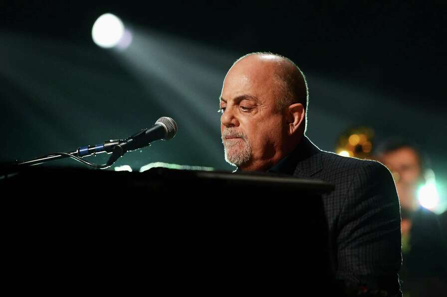 NEW YORK, NY - DECEMBER 12:  Billy Joel performs at