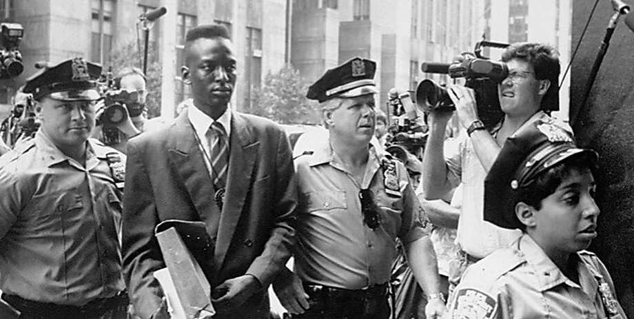 "Yusef Salaam was one of the ""Central Park Five"" wrongly convicted of a brutal rape. Photo: Clarence Davis / NY Daily News, Focus Features"