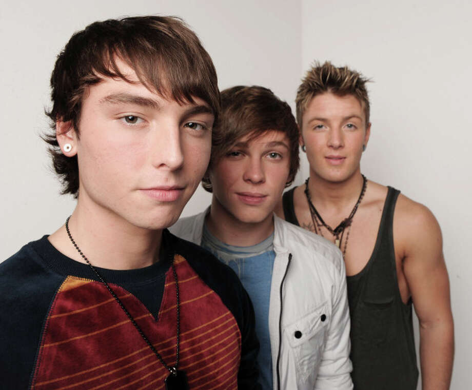 THE X FACTOR: Emblem3  CR: Ray Mickshaw / FOX. Photo: Ryan McShaw, Ray McShaw/PictureGroup / PictureGroup