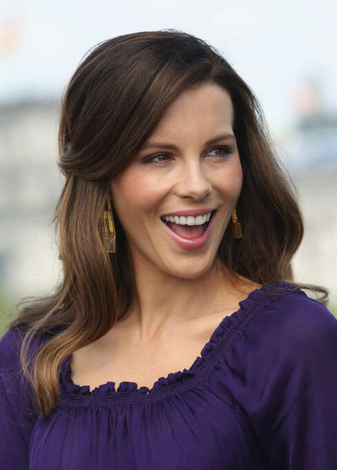 Kate Beckinsale -- suggested by bauhaus.