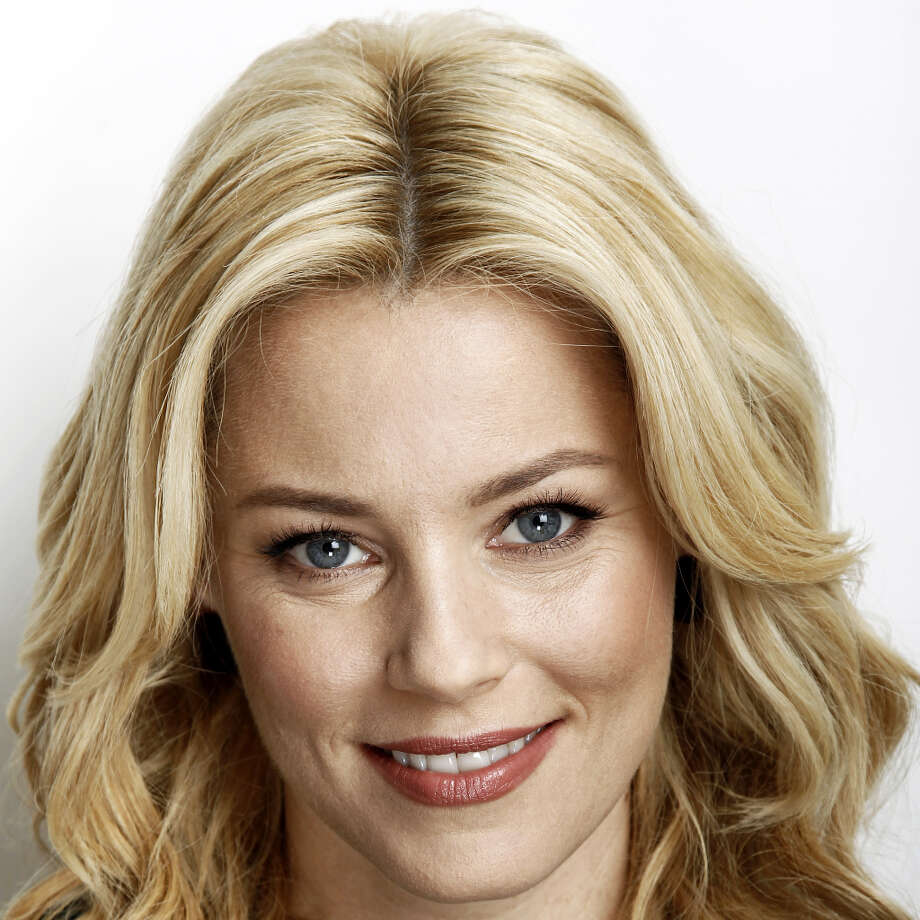 Elizabeth Banks -- who was terrific in two films this year, MAN ON A LEDGE and THE DETAILS. Photo: Matt Sayles, ASSOCIATED PRESS
