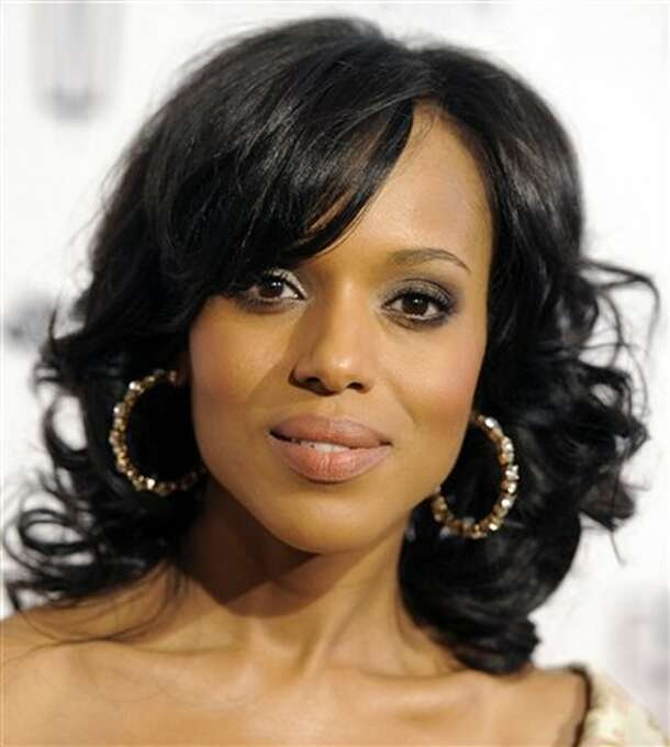Kerry Washington -- star of THE DETAILS and DJANGO UNCHAINED.