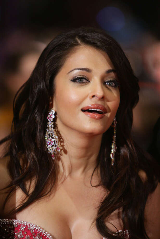 Aishwarya Rai -- Bollywood star, suggested by Scott G.