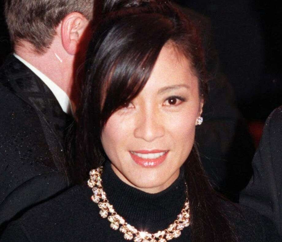 Michelle Yeoh -- who starred this year in THE LADY. Photo: LOUISA BULLER, Associated Press / AP