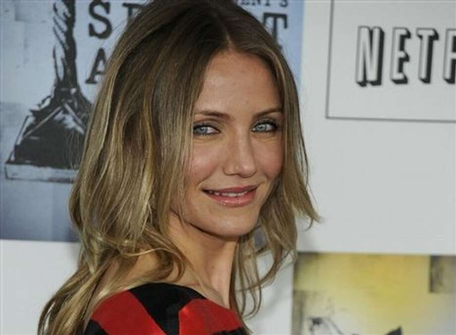 Cameron Diaz -- suggested by Timon.