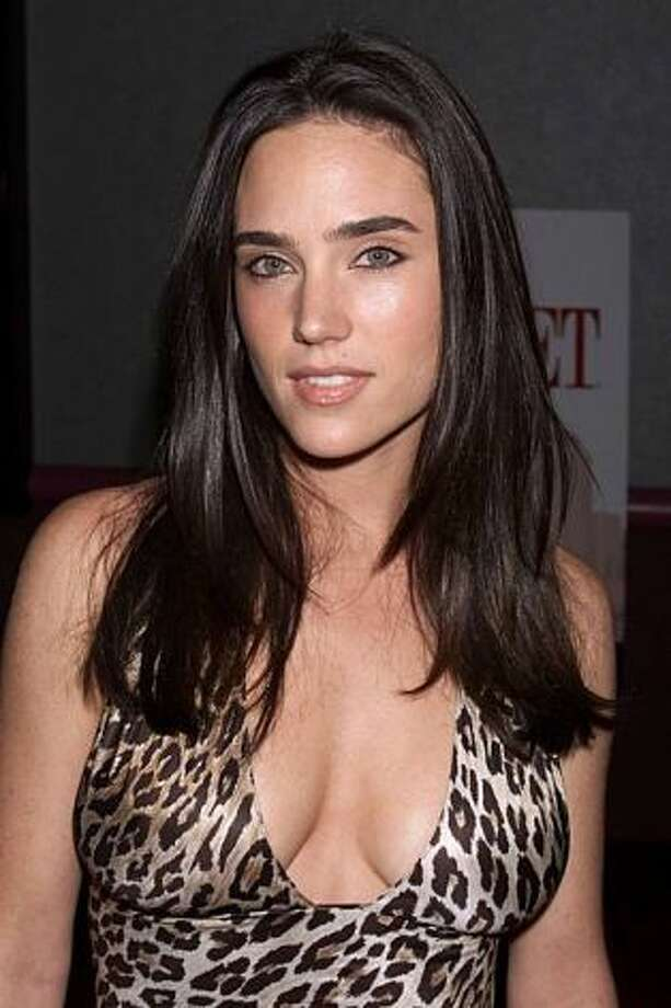 Jennifer Connelly -- star of A BEAUTIFUL MIND.