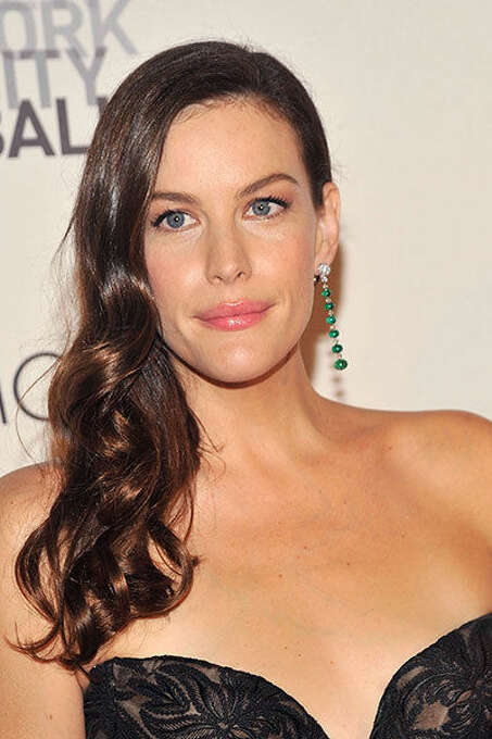 Liv Tyler --there's just something very nice about Liv Tyler. Suggested by cowboy 49.