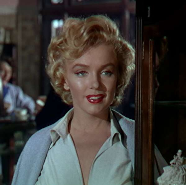Marilyn Monroe -- probably the most desirable woman of the 20th century.  And you can probably get r