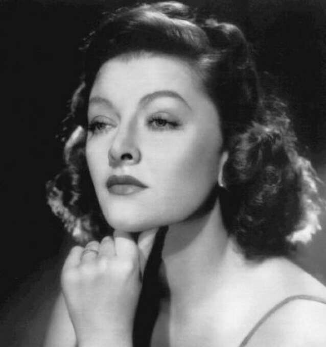 Myrna Loy (1905-1993), who started out playing Asian temptresses (that's why the studio changed her name from Williams to Loy) and ended up as the prototype of the ideal wife.