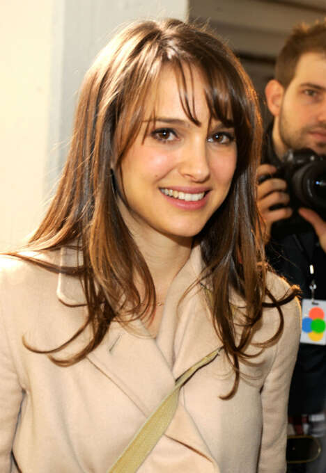 Natalie Portman -- she has one of the most beautiful smiles in American film.