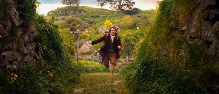 Answer 8d. All of the aboveMARTIN FREEMAN as the Hobbit Bilbo Baggins (MGM)