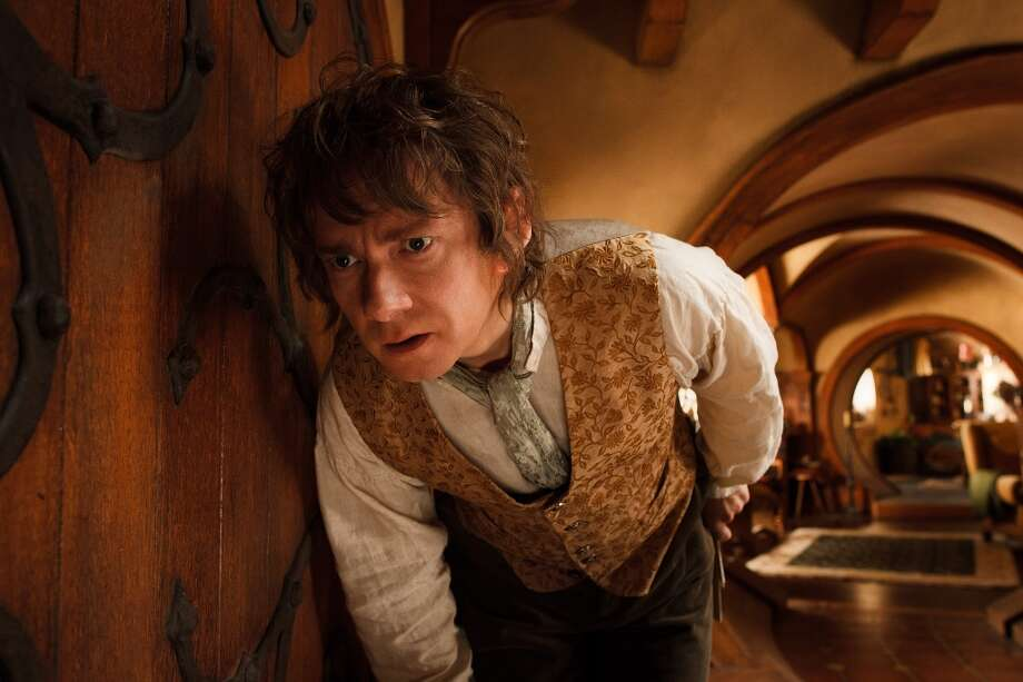 But wait -- do you have time for one more bonus question before you go to see The Hobbit?MARTIN FREEMAN as the Hobbit Bilbo Baggins (MGM)