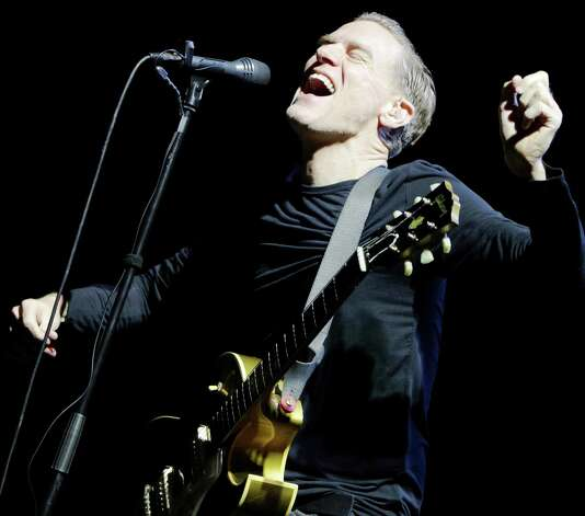 Canadian rocker Bryan Adams, on a solo tour in 2012 Photo: Courtesy Photo