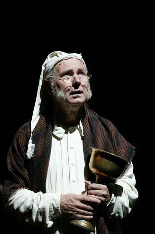 "Veteran stage and film actor Bill Raymond has been playing Scrooge in the Hartford Stage production of ""A Christmas Carol"" since it debuted in 1998. The show is running through Dec. 29. Photo: Contributed Photo / Connecticut Post Contributed"
