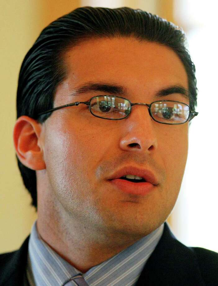 District 5 City Councilman David Medina says city staffers brief him about meetings he misses. Photo: EDWARD A. ORNELAS, SAN ANTONIO EXPRESS-NEWS / eaornelas@express-news.net