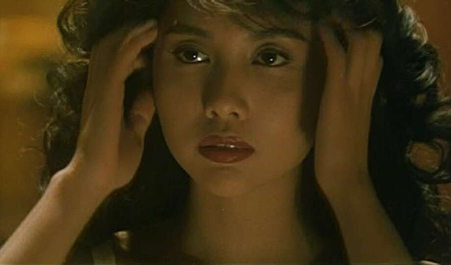 Chingmy Yau -- the most popular leading lady during the golden age of Hong Kong cinema (the early 1990s).