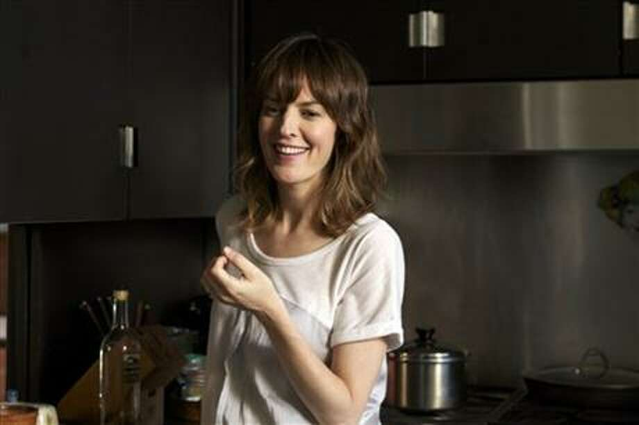 Rosemarie DeWitt -- charming in MY SISTER'S SISTER and THE PROMISED LAND.
