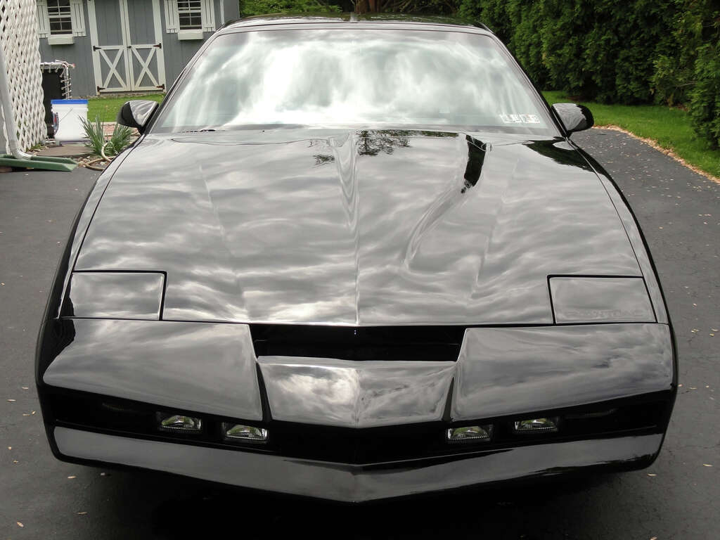 Replica Knight Rider car up for sale on Craigslist - Houston Chronicle