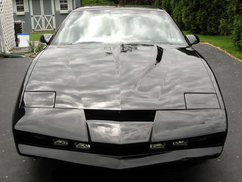 Replica Knight Rider car up for sale on Craigslist - Houston