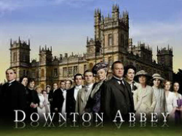 "Catch up on ""Downton Abbey"" while eating dinner by the fireplace Friday at the Pequot Library. Photo: Contributed Photo / Fairfield Citizen"