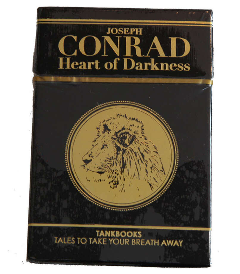For the Smoke-Break-TakerLiterature disguised as a foil-wrapped flip-top cigarette pack.Mini Heart of Darkness ($15), tenover6.com75 Things You Don't Know About Women Photo: Contributed Photo