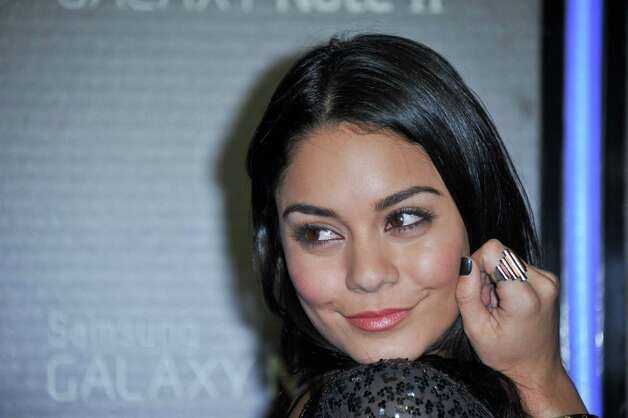Vanessa Hudgens attends the Samsung Galaxy Note II Launch Party on Thursday, Oct. 25, 2012 in Beverly Hills. (Photo by Richard Shotwell/Invision/AP) Photo: Richard Shotwell / Invision