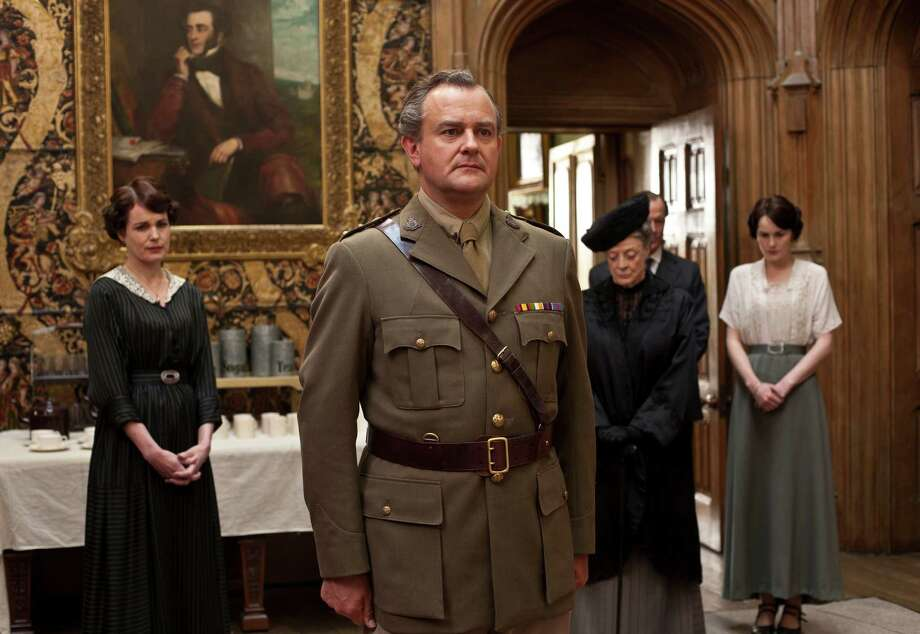 Hugh Bonneville, Downton Abbey2013 Emmy nominee for Outstanding Leading Actress in a Drama Series. Photo: Nick Briggs