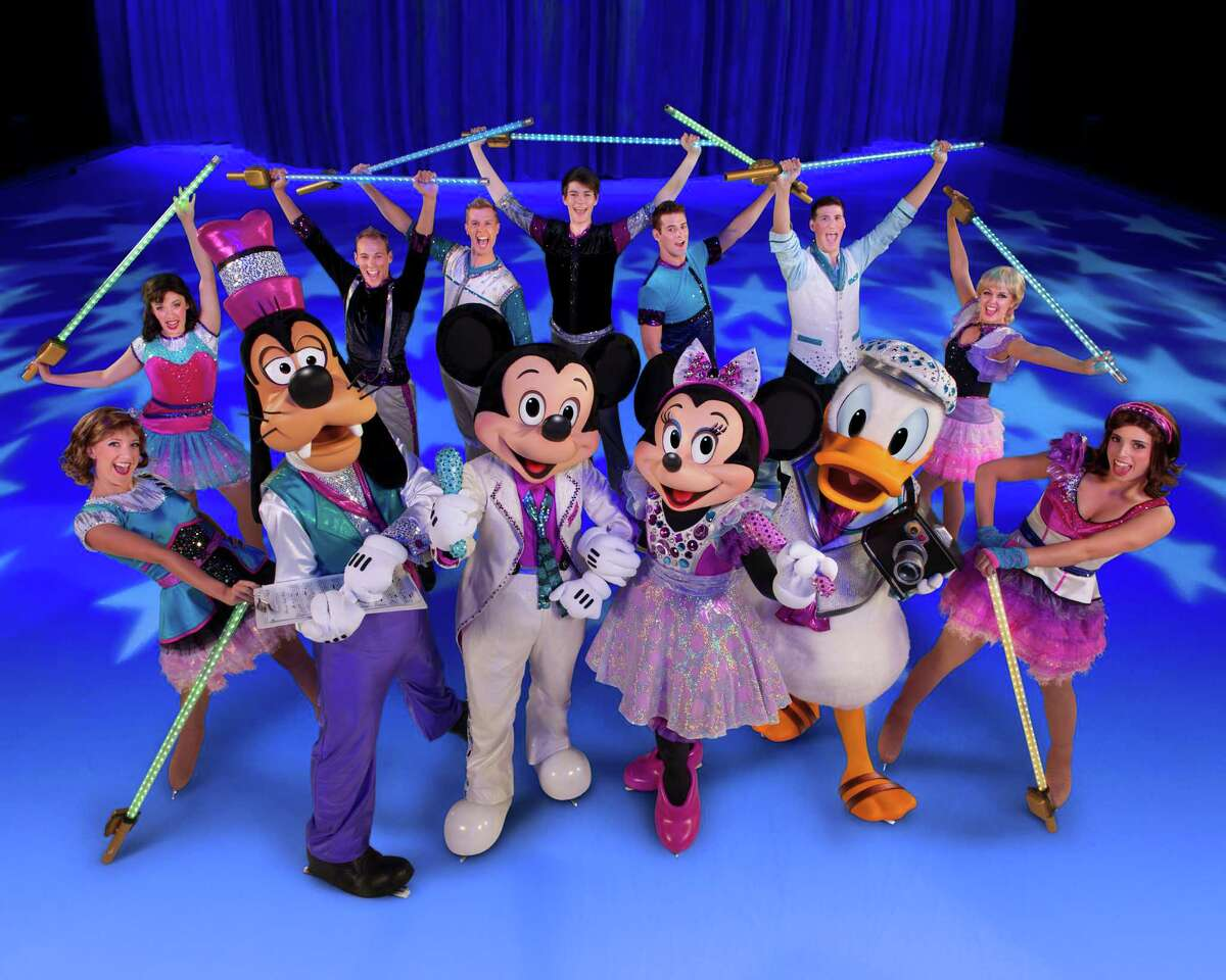 Disney On Ice: Dare to Dream. Join your hosts Mickey Mouse and Minnie Mouse as they share the heroic stories of four of your favorite Disney Princesses. When: Friday, Dec. 16 to Sunday, Dec. 18. Where: Times Union Center, 51 South Pearl Street, Albany. For tickets and more information, visit the website.