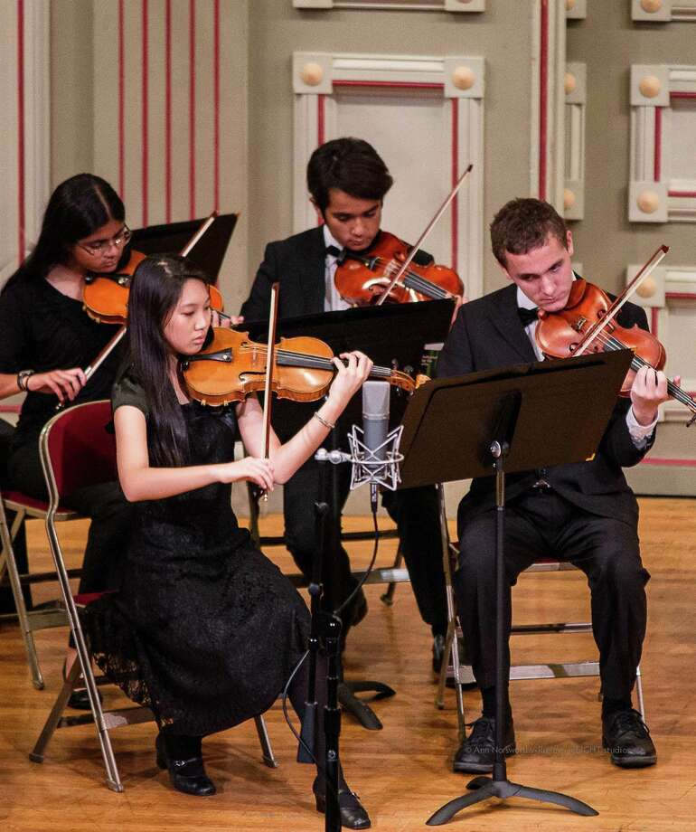 The Saratoga Springs Youth Orchestra performs its 2012 Winter Classical Concert today. (Saratoga Springs Youth Orchestra)